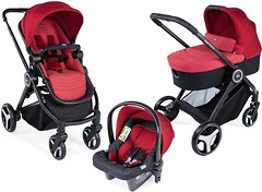 Фото Chicco 3 в 1 Trio Best Friend Light Red (79146.70)