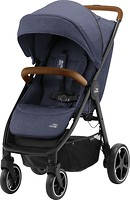 Фото Britax-Romer прогулочная B-Agile R Navy Ink/Brown (2000032875)