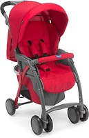 Фото Chicco прогулочная Simplicity Plus Top Red (79482.70)