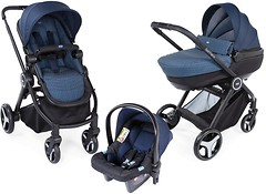 Фото Chicco 3 в 1 Trio Best Friend+ Comfort Blue (79420.79)