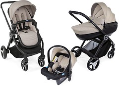 Фото Chicco 3 в 1 Trio Best Friend+ Comfort Beige (79420.76)