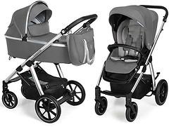Фото Baby Design 2 в 1 Bueno Grey (207)