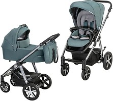 Фото Baby Design 2 в 1 Husky NR Turquoise (105)