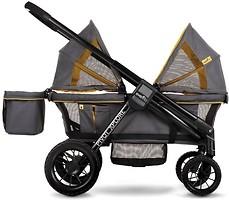 Фото Evenflo прогулочная Pivot Xplore All-Terrain Stroller Wagon Adventurer