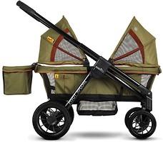 Фото Evenflo прогулочная Pivot Xplore All-Terrain Stroller Wagon Gypsy
