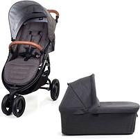 Фото Valco Baby 2 в 1 Snap 3 Trend Charcoal