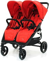 Фото Valco Baby прогулочная Snap Duo Fire Red