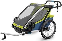 Фото Thule велоприцеп Chariot Sport 2 Chartreuse (TH 10201004)