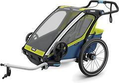 Фото Thule велоприцеп Chariot Sport 2 Chartreuse (TH 10201016)