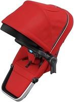 Фото Thule прогулочный блок Sleek Sibling Seat Energy Red (TH 11000203)