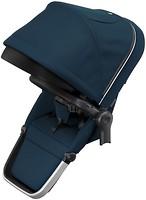 Фото Thule прогулочный блок Sleek Sibling Seat Navy Blue (TH 11000204)