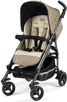 Фото Peg-Perego прогулочная Si Completo Class Beige