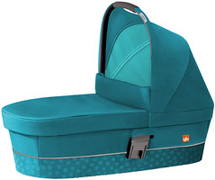 Фото GB Cot M Capri Blue-Turquoise (616226005)