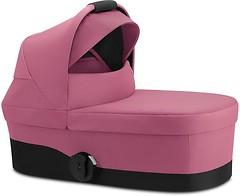 Фото Cybex Carrycot S Magnolia Pink Purple (520001545)