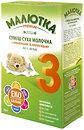 Фото Малютка Premium 3 Молочная смесь с пребиотиками 350 г