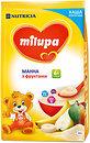 Фото Milupa Каша молочная манная с фруктами 210 г