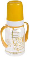 Фото Canpol babies Тритановая бутылочка с ручками 120 мл (11/821)