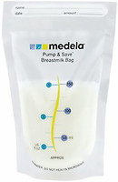 Фото Medela Пакеты для хранения грудного молока Breastmilk Bags 25 шт. (008.0406)