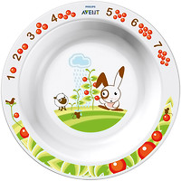 Фото Philips Глубокая большая тарелка Avent (SCF704/00)