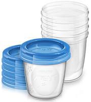 Фото Philips Контейнеры для хранения грудного молока Avent 5 шт. (SCF619/05)