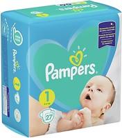 Фото Pampers New Baby Newborn 1 (27 шт)