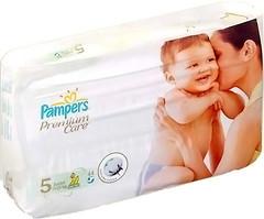 Фото Pampers Premium Care Junior 5 (44 шт)
