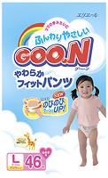 Фото Goo.N L (46 шт) для девочек (753463)
