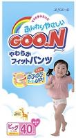 Фото Goo.N XL (40 шт) для девочек (753465)