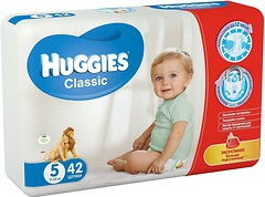 Фото Huggies Classic 5 (42 шт)