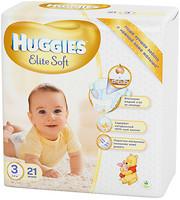 Фото Huggies Elite Soft 3 (21 шт)