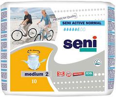 Фото Seni Подгузники-трусы для взрослых Active Normal Medium (80-110 см) 30 шт