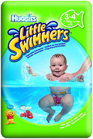 Фото Huggies Little Swimmers 3-4 (12 шт)