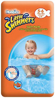 Фото Huggies Little Swimmers 5-6 (11 шт)