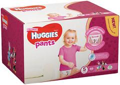 Фото Huggies Pants 5 для девочек (68 шт)