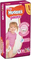 Фото Huggies Pants 6 для девочек (36 шт)