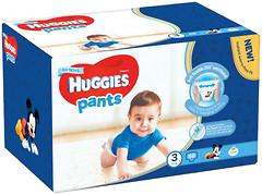 Фото Huggies Pants 3 для мальчиков (88 шт)
