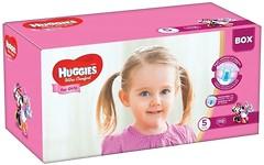 Фото Huggies Ultra Comfort 5 для девочек (112 шт)