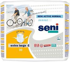 Фото Seni Подгузники-трусы для взрослых Active Normal Extra Large (120-160 см) 10 шт