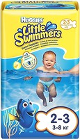 Фото Huggies Little Swimmers 2-3 (12 шт)
