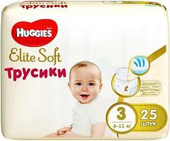 Фото Huggies Elite Soft Pants 3 (25 шт)