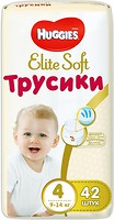 Фото Huggies Elite Soft Pants 4 (42 шт)