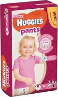 Фото Huggies Pants 5 для девочек (34 шт)