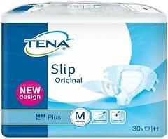 Фото Tena Подгузники для взрослых Slip Original Plus Medium (73-122 см) 30 шт