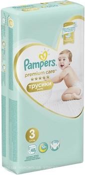 Фото Pampers Pants Premium Care Midi 3 (48 шт)