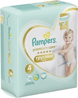 Фото Pampers Pants Premium Care Maxi 4 (22 шт)