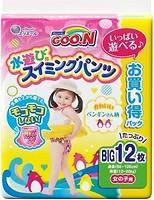 Фото Goo.N Трусики для плавания для девочек Big (12 шт)
