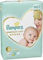 Фото Pampers Premium Care Mini 2 (68 шт)