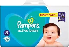 Фото Pampers Active Baby Midi 3 (104 шт)