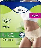 Фото Tena Подгузники-трусы для взрослых Lady Slim Pants Normal Large (95-125 см) 7 шт
