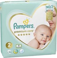 Фото Pampers Premium Care Mini 2 (94 шт)